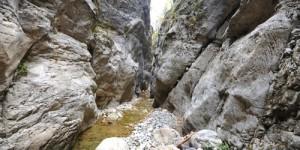 Anamas'ın Doğal Mağara ve Kanyonları