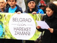 'Belgrad İçin Hareket' Basın Toplantısı Yapıldı