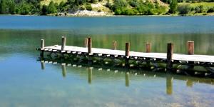 Çubuk Gölü'nde Bir Bahar Sabahı