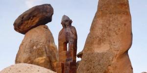 'Totemler Kapadokya'da Sergisi
