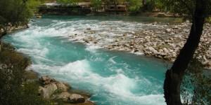 Köprüçay Kanyonu Anamas'tan Doğar