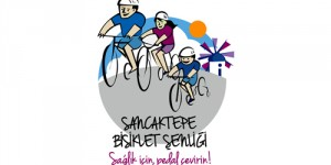 Tarihi Maketlerle Bisiklet Parkurunda Şenlik Var