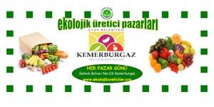 Kemerburgaz Organik Köy Pazarı