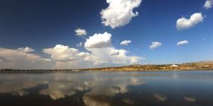 Göle Vuran Gökyüzü