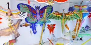 Üsküdar Belediyesi Mehmet Naci Aköz Uçurtma Müzesi Açılıyor