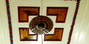 Yeniceşıhlar Köyü Camisi Tavan Süslemesi