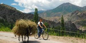 Çoruh Vadisi Bisiklet Rotası: 399 km