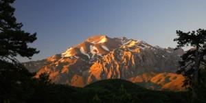 Dedegöl Dağı Parkuru: 10,5 km (gidiş – dönüş)