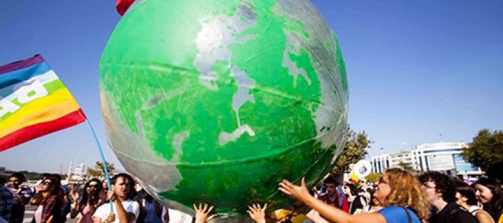 Şimdi İklim İçin Harekete Geçme Zamanı!