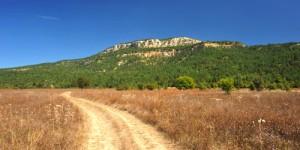 Kepez Dağı Parkuru: 9 km