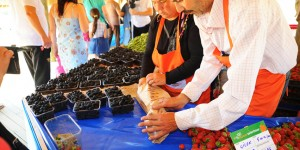 Türkiye'nin En İddialı Organik Pazarı Sakin Şehirde Açıldı