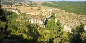 Aşağı Danaköy – Safranbolu (Tokatlı Kanyonu): 6 km