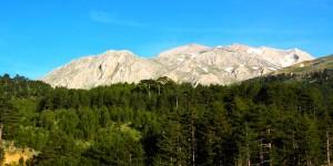 Isparta'nın ve Anamas'ın Doruğu; Göllerin Seyir Terası; Dedegöl Dağı