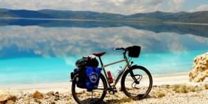 Kapıdağ Yarımadası Bisikletle Keşfediliyor