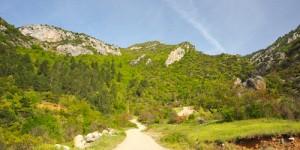 Değirmenbaşı – Bulak Mağarası Parkuru: 8 km (gidiş – dönüş)