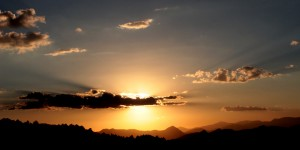Barak Yaylası'nda Güne Veda / Aksu, Isparta