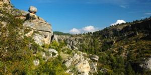 Karapınar – Kirpe Kanyonu – Araç Çayı Parkuru: 11 km