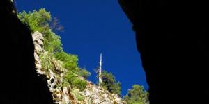 Yaka Kanyonu ve Gökyüzü