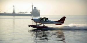 İzmit Körfezi'ne Deniz Uçaklı Denetim