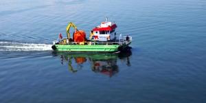 İzmit Körfezi'nde 350 Ton Atık Toplandı
