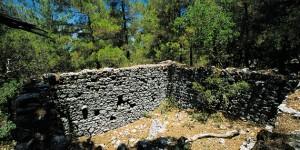 Eski Olympos Kenti (Musa Dağı)