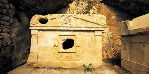 Kaptan Eudomos'un Mezarı / Çıralı