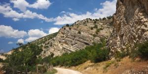 Uludere Vadisi'nin Kıbrıscık Bölümü