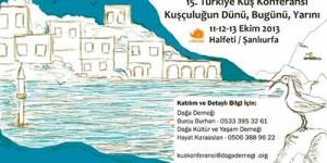 15. Türkiye Kuş Konferansı