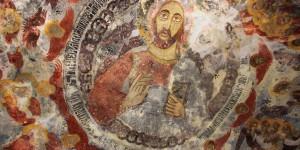 Sümela Manastırı Tavan Süslemeleri -1