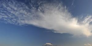 Ağrı Dağı ve Büyülü Bulutlar