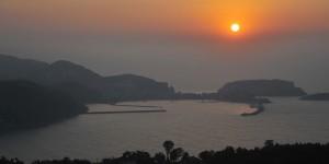 Büyük Liman'dan Gün Batımı / Amasra