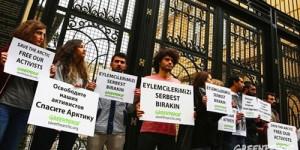 Greenpeace Gönüllüsü Gizem, Rusya'da Tutuklu Yargılanacak