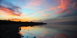 Göllüce'den Güne Veda / İznik Gölü