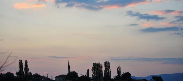 Kıbrıscık'ta Akşam