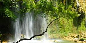 Kurşunlu Şelalesi'nde Bahar