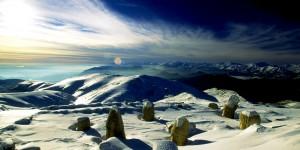 Kar, Kış, Nemrut -3