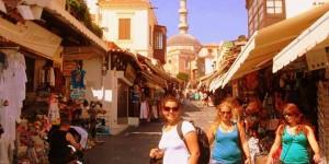 Akdeniz'de Bir Cennet; Rodos