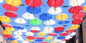 Şemsiyeler Sokağı