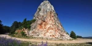 Çocuk Kayası Bisiklet Parkuru: 27 km