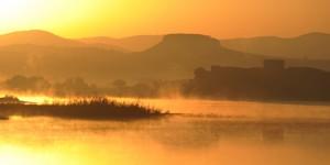 Emre Gölü, Güneş ve Sis