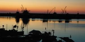 Pazar Limanı'nda Akşam