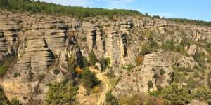 Örencik – Sırçalı Kanyonu – Araç Çayı Parkuru: 26 km