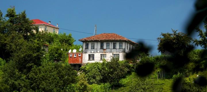Doğu Karadeniz'in Sivil Mimarisi -7