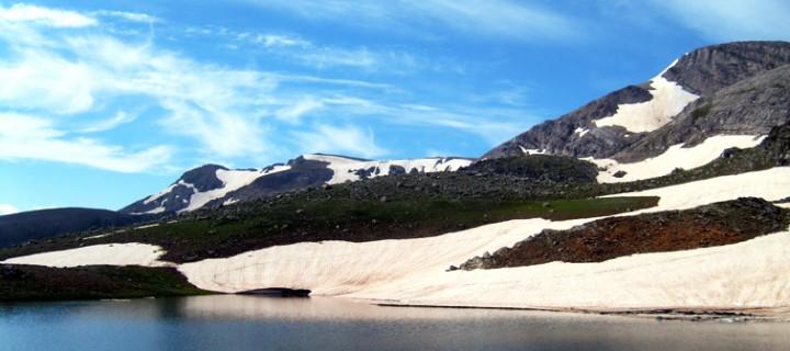 Uludağ Buzul Gölleri