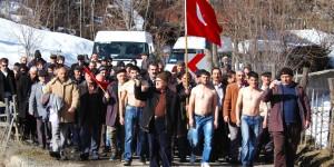 Veliköy Karüstü Karakucak Güreşleri -1