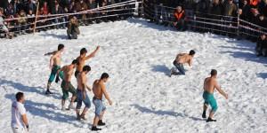 Veliköy Karüstü Karakucak Güreşleri -17