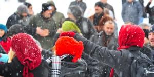 Ayder Kardan Adam Şenliği -9