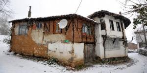 Cumalıkızık'ta Yılın İlk Karı -10
