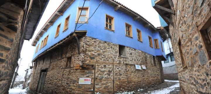 Cumalıkızık'ta Yılın İlk Karı -11