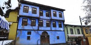 Cumalıkızık'ta Yılın İlk Karı -17